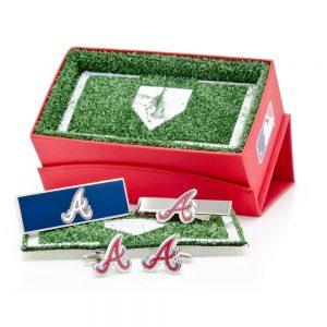 Atlanta Braves 3-Piece Gift Set