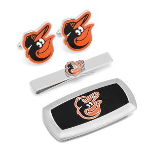 Baltimore Orioles 3-Piece Cushion Gift Set