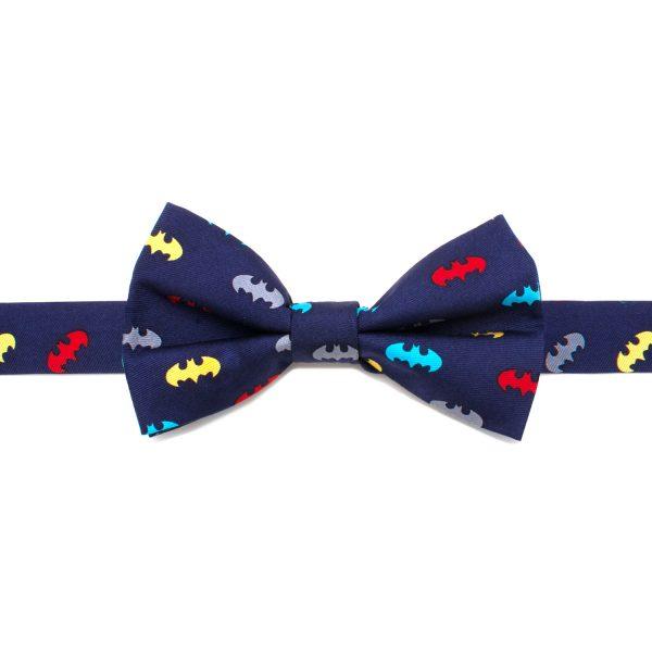 Batman Big Boys' Silk Bow Tie