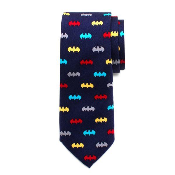 Batman Big Boys' Silk Tie