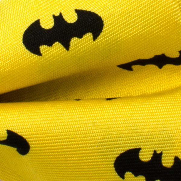 Batman Yellow Big Boys' Silk Bow Tie
