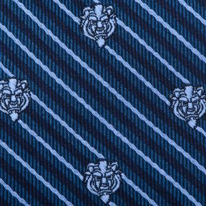 Beast Stripe Blue Boys Tie