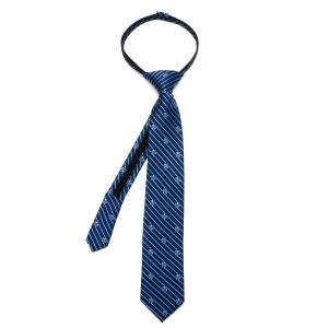 Beast Stripe Blue Boys Tie