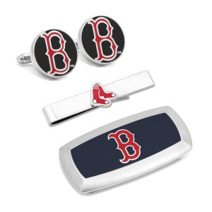 Boston Red Sox 3-Piece Cushion Gift Set