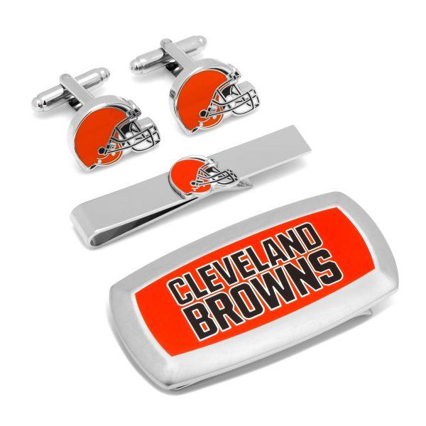 Cleveland Browns 3-Piece Cushion Gift Set