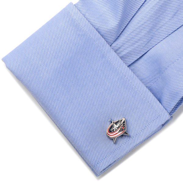 Columbus Blue Jackets Cufflinks