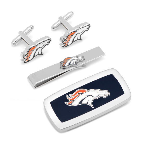 Denver Broncos 3-Piece Cushion Gift Set
