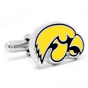 Iowa Hawkeyes Cufflinks