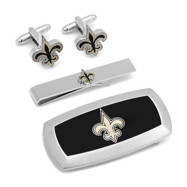 New Orleans Saints 3-Piece Cushion Gift Set