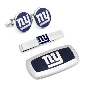 New York Giants 3-Piece Cushion Gift Set