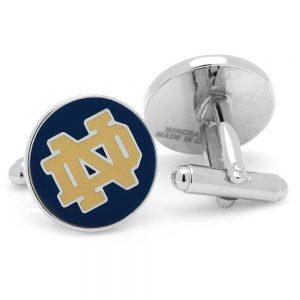 Notre Dame Cufflinks