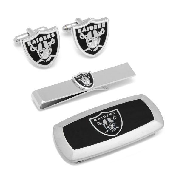 Oakland Raiders 3-Piece Cushion Gift Set