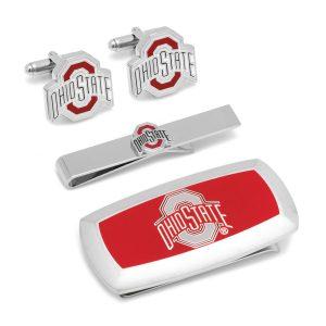 Ohio State University 3-Piece Cushion Gift Set