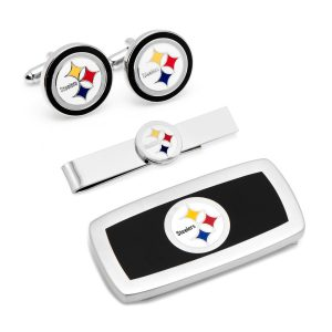 Pittsburgh Steelers 3-Piece Cushion Gift Set