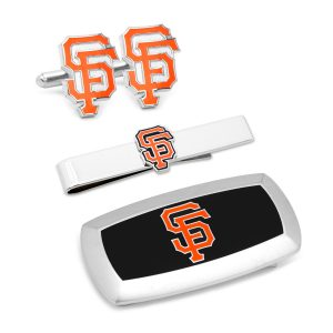 San Francisco Giants 3-Piece Cushion Gift Set