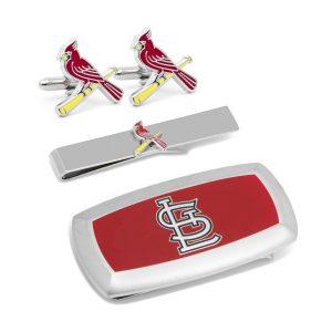 St. Louis Cardinals 3-Piece Cushion Gift Set