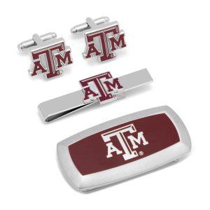 Texas A&M Aggies 3-Piece Cushion Gift Set