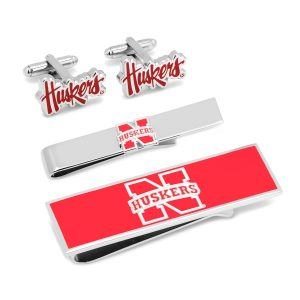 University of Nebraska Cornhuskers 3-Piece Gift Set