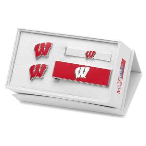 University of Wisconsin Badgers 3-Piece Gift Set